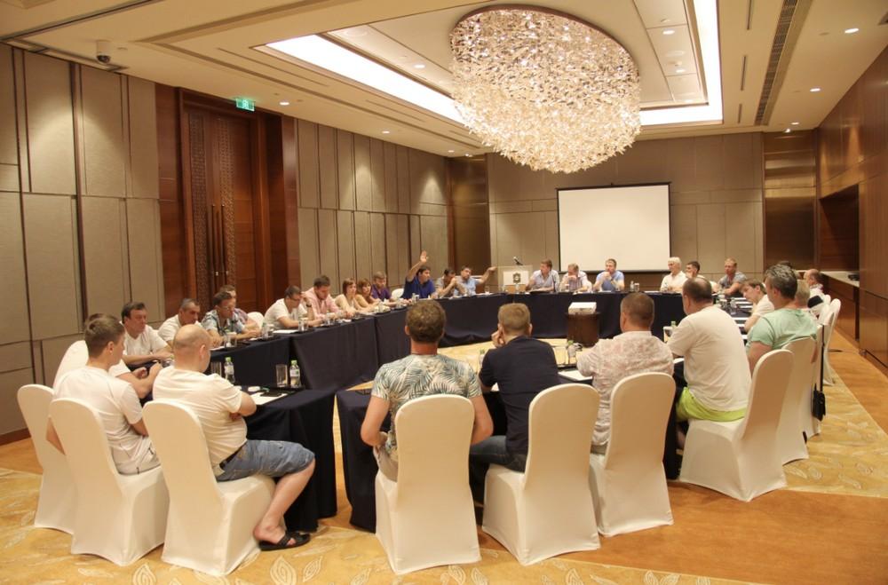 Культурная программа делегации LESSAR